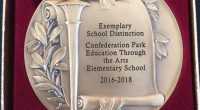 Congratulations to our students, staff, parents and community as we share the honour of Exemplary School Distinction with you from the Arts Schools Network! Please read the confed-park-press-release-5-15-16-1