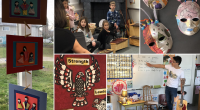 At Confederation Park Elementary, students and teachers interact with and through the arts. The award winning school is committed to delivering a rich and authentic arts-integrated curriculum where students explore themes, ideas and […]