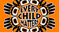 On September 30th we recognize Orange Shirt Day and encourage staff and students to wear orange. https://burnabyschools.ca/blog/2017/09/28/orange-shirt-day-means-every-child-matters/