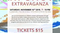 Art Show Extravaganza 2019 Saturday, November 16th, 2019 7-10pm At Confederation Park Elementary  Tickets are on sale today! Visit burnaby.schoolcashonline.com to purchase your presale tickets. Invitations will be sent home today and […]